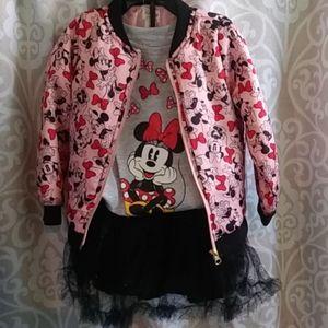 Disney Minnie tutu